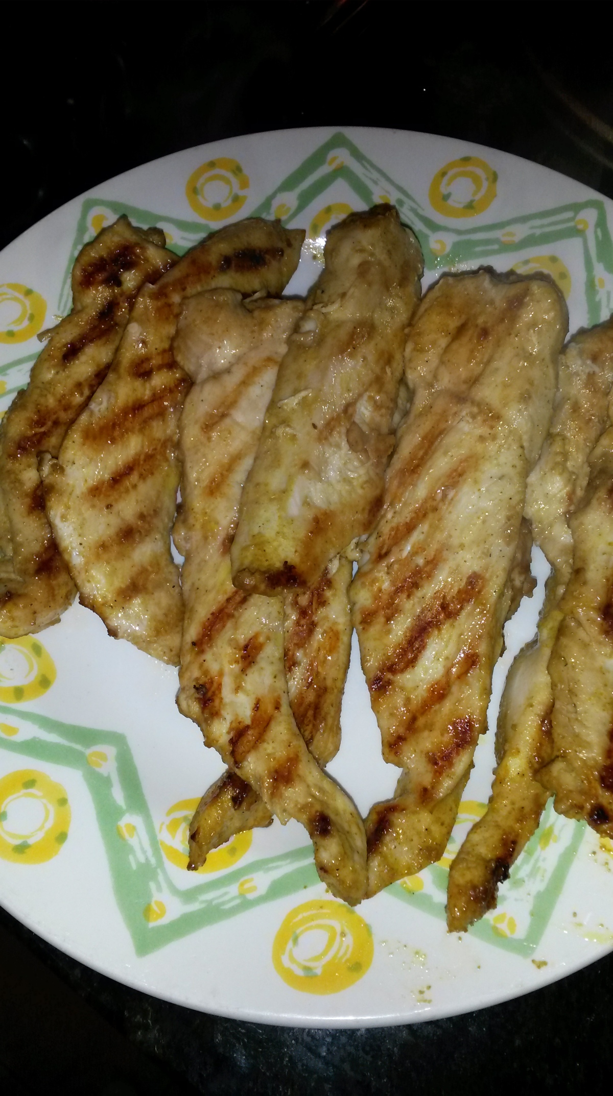 Quick Satay Chicken