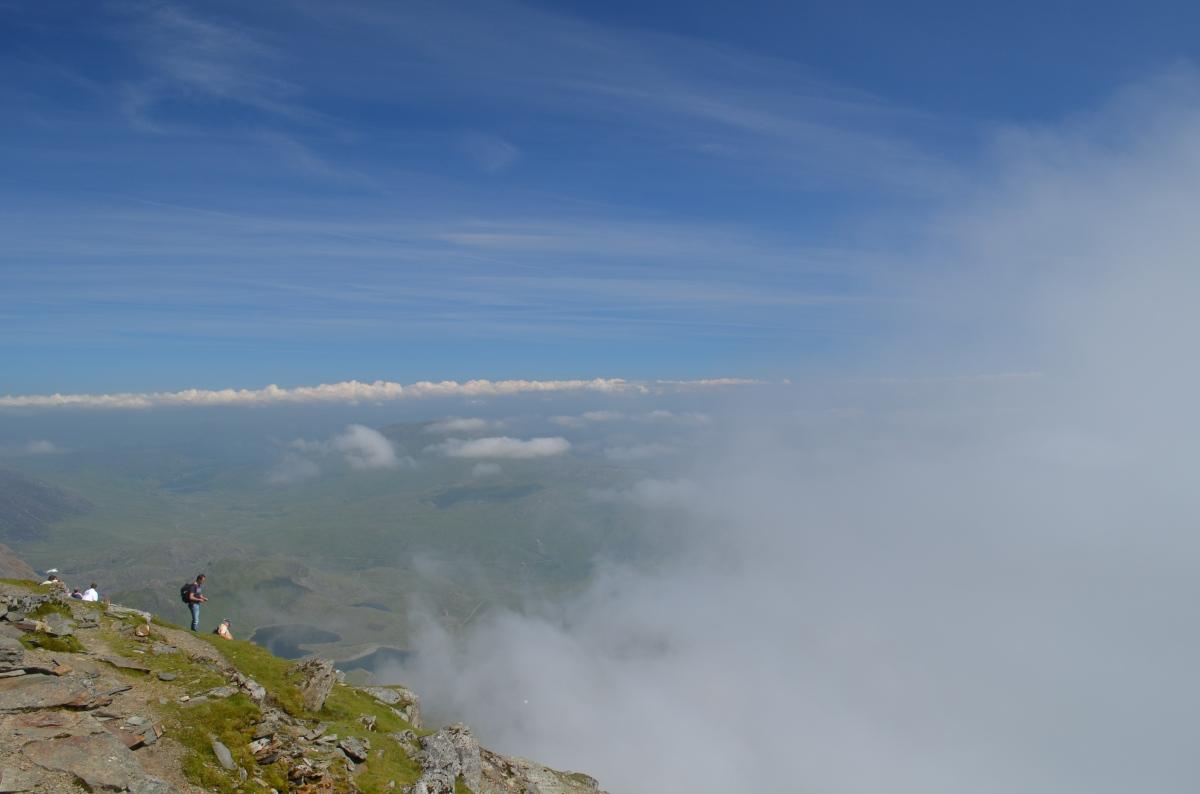 Mount Snowdon.