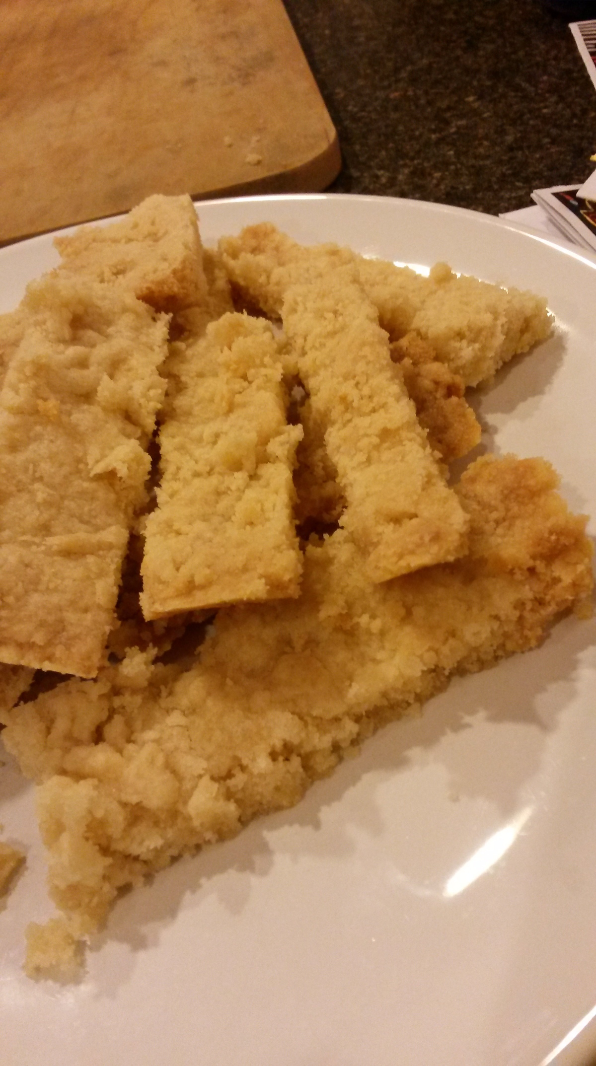 Shortbread, done right this time. #easyrecipe #cookies