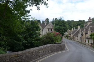 Castle Combe itself