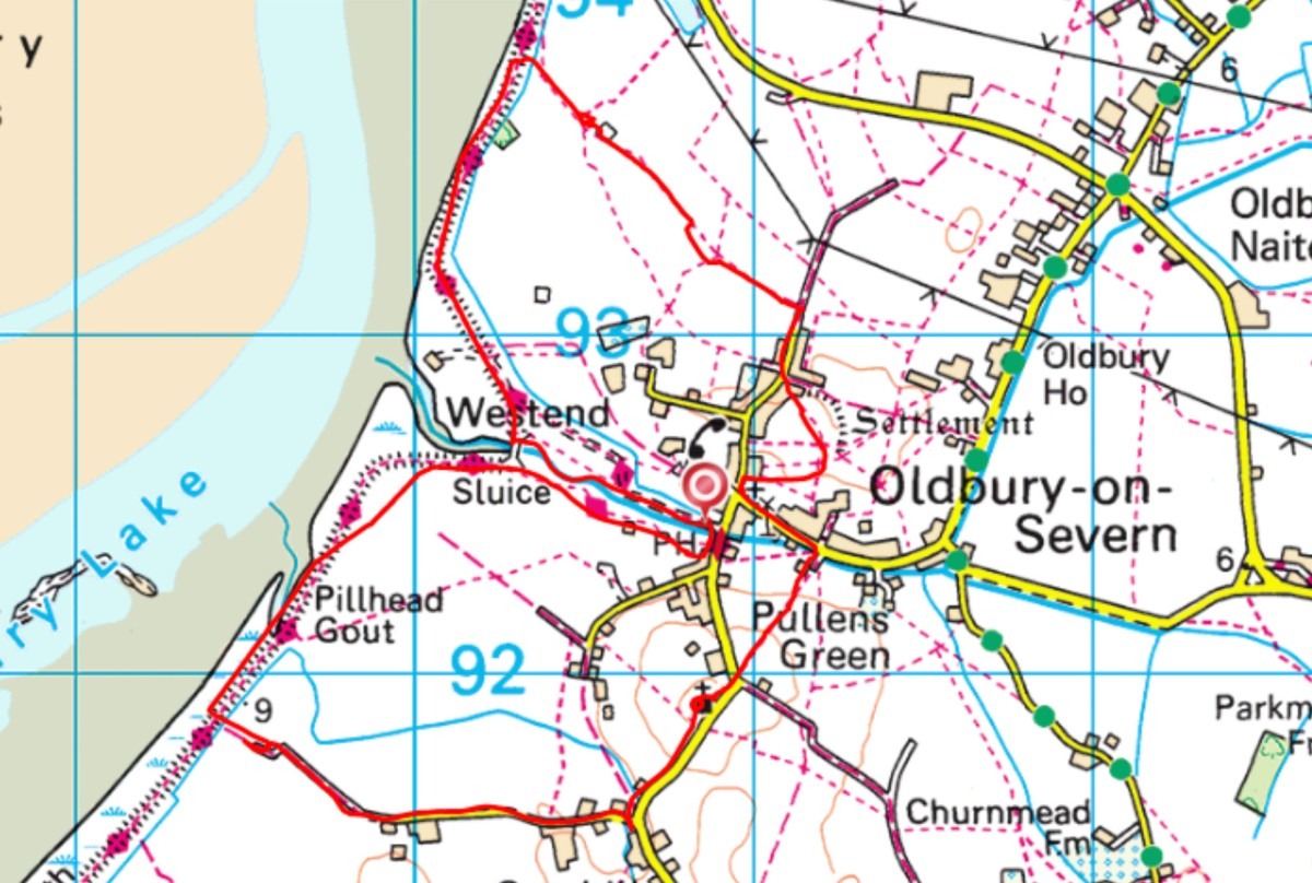 Oldbury-on-Severn.