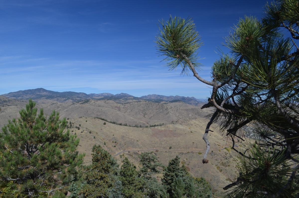 Lookout Mountain, GoldenColorado.