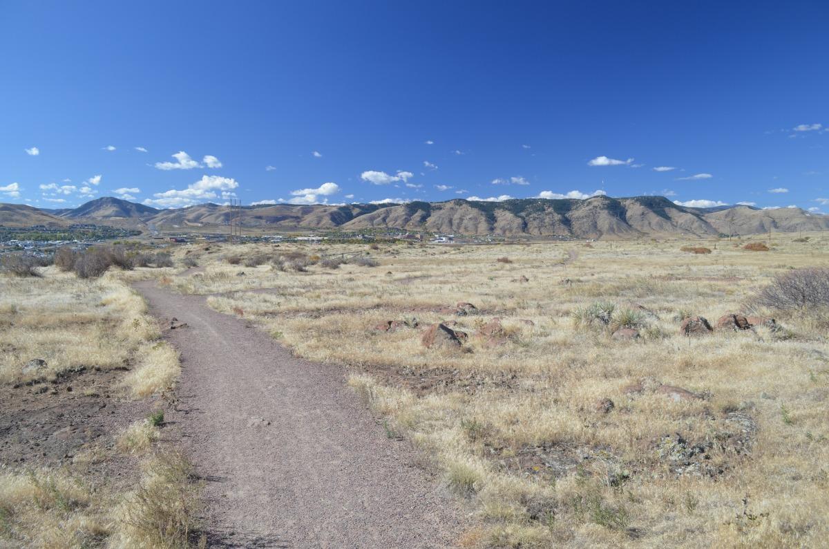 Cretaceous and TertiaryTrails